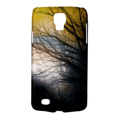 Tree Art Artistic Abstract Background Galaxy S4 Active by Nexatart