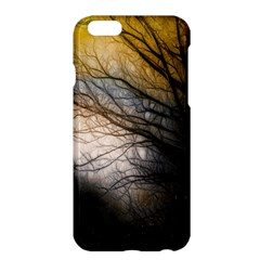 Tree Art Artistic Abstract Background Apple Iphone 6 Plus/6s Plus Hardshell Case by Nexatart