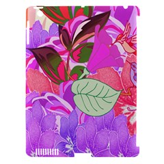 Abstract Design With Hummingbirds Apple Ipad 3/4 Hardshell Case (compatible With Smart Cover) by Nexatart