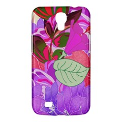 Abstract Design With Hummingbirds Samsung Galaxy Mega 6 3  I9200 Hardshell Case by Nexatart