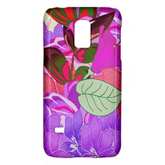 Abstract Design With Hummingbirds Galaxy S5 Mini