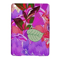 Abstract Design With Hummingbirds Ipad Air 2 Hardshell Cases by Nexatart