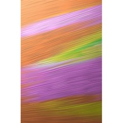 Metallic Brush Strokes Paint Abstract Texture 5 5  X 8 5  Notebooks by Nexatart