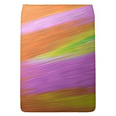 Metallic Brush Strokes Paint Abstract Texture Flap Covers (s)