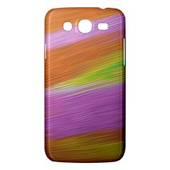 Metallic Brush Strokes Paint Abstract Texture Samsung Galaxy Mega 5 8 I9152 Hardshell Case  by Nexatart