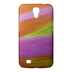 Metallic Brush Strokes Paint Abstract Texture Samsung Galaxy Mega 6 3  I9200 Hardshell Case by Nexatart