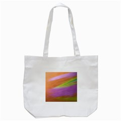 Metallic Brush Strokes Paint Abstract Texture Tote Bag (white) by Nexatart