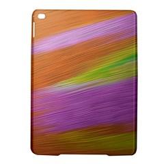 Metallic Brush Strokes Paint Abstract Texture Ipad Air 2 Hardshell Cases by Nexatart
