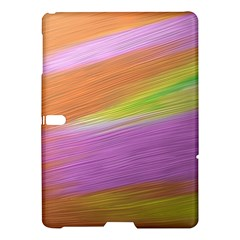 Metallic Brush Strokes Paint Abstract Texture Samsung Galaxy Tab S (10 5 ) Hardshell Case  by Nexatart