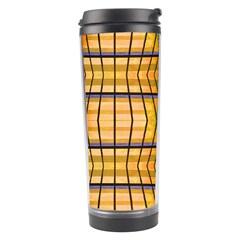 Light Steps Abstract Travel Tumbler