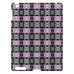 Colorful Pixelation Repeat Pattern Apple Ipad 3/4 Hardshell Case by Nexatart