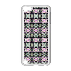 Colorful Pixelation Repeat Pattern Apple Ipod Touch 5 Case (white) by Nexatart