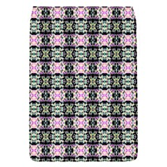 Colorful Pixelation Repeat Pattern Flap Covers (s)  by Nexatart