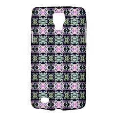 Colorful Pixelation Repeat Pattern Galaxy S4 Active by Nexatart