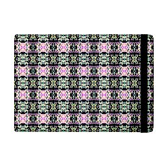Colorful Pixelation Repeat Pattern Ipad Mini 2 Flip Cases by Nexatart