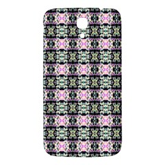 Colorful Pixelation Repeat Pattern Samsung Galaxy Mega I9200 Hardshell Back Case by Nexatart