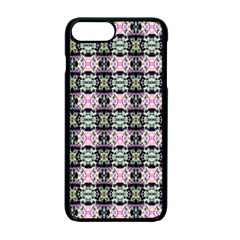 Colorful Pixelation Repeat Pattern Apple Iphone 7 Plus Seamless Case (black) by Nexatart