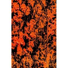 Abstract Orange Background 5 5  X 8 5  Notebooks by Nexatart