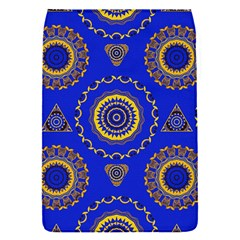 Abstract Mandala Seamless Pattern Flap Covers (s)  by Nexatart
