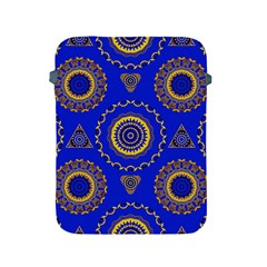 Abstract Mandala Seamless Pattern Apple Ipad 2/3/4 Protective Soft Cases