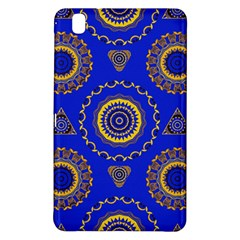 Abstract Mandala Seamless Pattern Samsung Galaxy Tab Pro 8 4 Hardshell Case by Nexatart