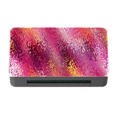 Red Seamless Abstract Background Memory Card Reader With Cf by Nexatart