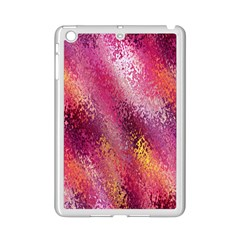 Red Seamless Abstract Background Ipad Mini 2 Enamel Coated Cases by Nexatart