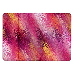Red Seamless Abstract Background Samsung Galaxy Tab 8 9  P7300 Flip Case by Nexatart