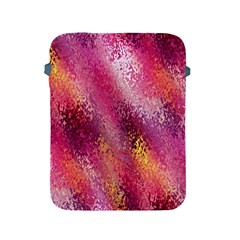 Red Seamless Abstract Background Apple Ipad 2/3/4 Protective Soft Cases