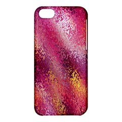 Red Seamless Abstract Background Apple Iphone 5c Hardshell Case by Nexatart