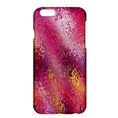 Red Seamless Abstract Background Apple Iphone 6 Plus/6s Plus Hardshell Case