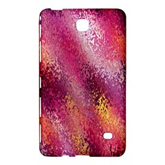 Red Seamless Abstract Background Samsung Galaxy Tab 4 (8 ) Hardshell Case  by Nexatart