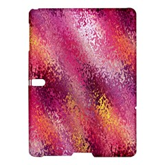 Red Seamless Abstract Background Samsung Galaxy Tab S (10 5 ) Hardshell Case  by Nexatart
