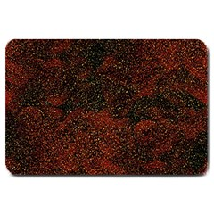 Olive Seamless Abstract Background Large Doormat  by Nexatart