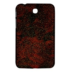 Olive Seamless Abstract Background Samsung Galaxy Tab 3 (7 ) P3200 Hardshell Case  by Nexatart