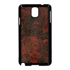 Olive Seamless Abstract Background Samsung Galaxy Note 3 Neo Hardshell Case (black)