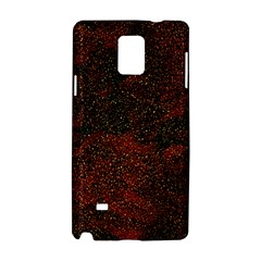 Olive Seamless Abstract Background Samsung Galaxy Note 4 Hardshell Case by Nexatart