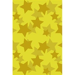 Yellow Star 5 5  X 8 5  Notebooks by Mariart