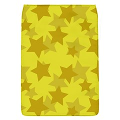 Yellow Star Flap Covers (s)  by Mariart