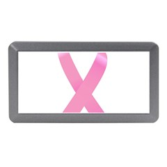 Breast Cancer Ribbon Pink Memory Card Reader (mini) by Mariart