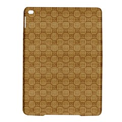 Chess Dark Wood Seamless Ipad Air 2 Hardshell Cases by Mariart