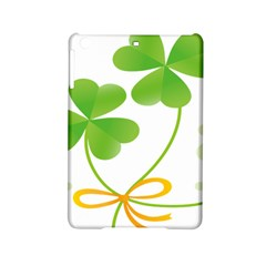 Flower Floralleaf Green Reboon Ipad Mini 2 Hardshell Cases by Mariart