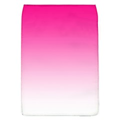 Gradients Pink White Flap Covers (l)  by Mariart