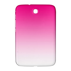 Gradients Pink White Samsung Galaxy Note 8 0 N5100 Hardshell Case  by Mariart