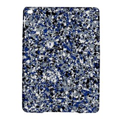 Electric Blue Blend Stone Glass Ipad Air 2 Hardshell Cases by Mariart
