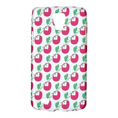 Fruit Pink Green Mangosteen Galaxy S4 Active by Mariart