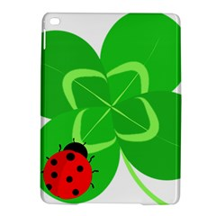 Insect Flower Floral Animals Green Red Line Ipad Air 2 Hardshell Cases by Mariart