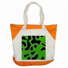 Abstract Shapes A Completely Seamless Tile Able Background Accent Tote Bag