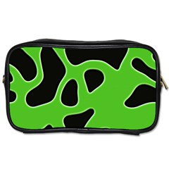 Abstract Shapes A Completely Seamless Tile Able Background Toiletries Bags by Nexatart