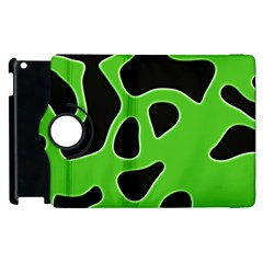 Abstract Shapes A Completely Seamless Tile Able Background Apple Ipad 2 Flip 360 Case